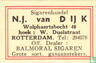 Sigarenhandel N.J. van Dijk