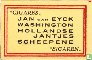 Cigares Jan van Eyck Sigaren