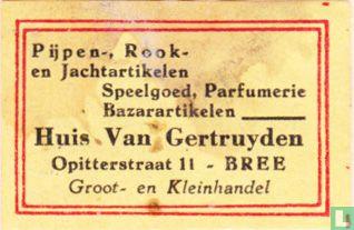 Huis Van Gertruyden