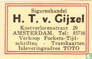 Sigarenhandel H.T. van Gijzel