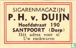 Sigarenmagazijn P.H. v. Duijn
