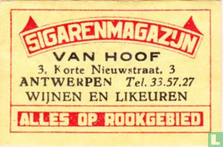 Sigarenmagazijn Van Hoof