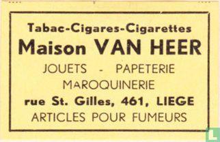 Maison Van Heer