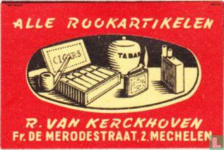 R. Van Kerckhoven