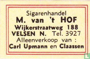 Sigarenhandel M. van 't Hof