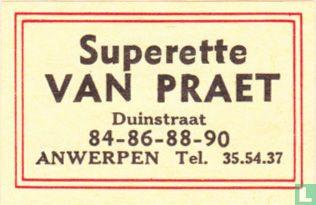 Superette Van Praet