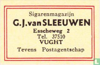 Sigarenmagazijn G.J. van Sleeuwen