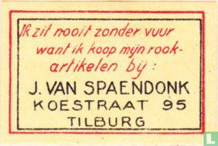 J. van Spaendonk