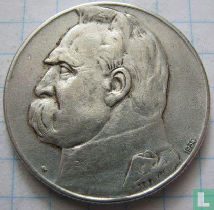 Polen - Polen 5 zlotych 1934