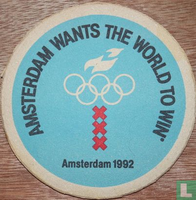 Nederland - Amsterdam wants the world to win