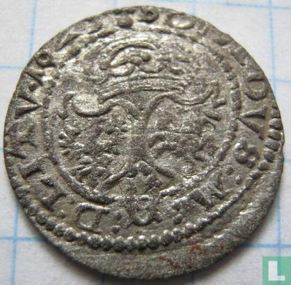 Lithuania 2 denari 1625 (Wilno) - Image 1