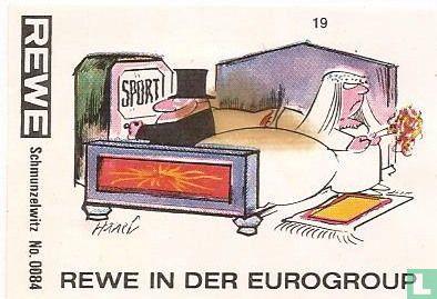 Schmunzelwitz No.0084 REWE in der Eurogroup