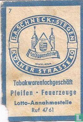 F.A.Schneck - Siegen