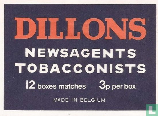Dillons newsagents tobacconists