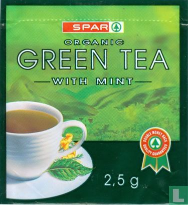 Spar - Green Tea with Mint