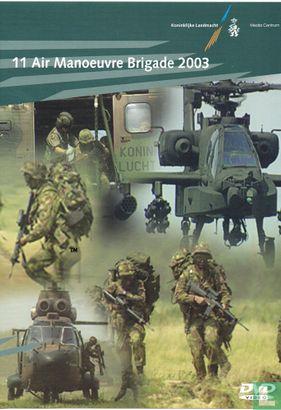 DVD - 11 Air Manoeuvre Brigade 2003