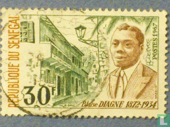 Senegal - Blaise Diagne