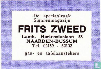 Sigarenmagazijn Frits Zweed - gas en tafelaanstekers