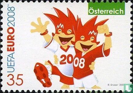 Oostenrijk [AUT] - Europese kampioenschappen voetbal