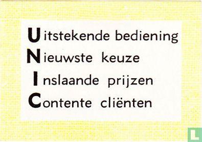 UNIC - Uitstekende bediening