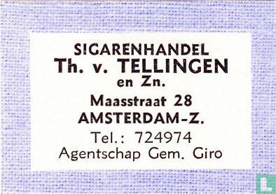 Sigarenhandel Th. v. Tellingen