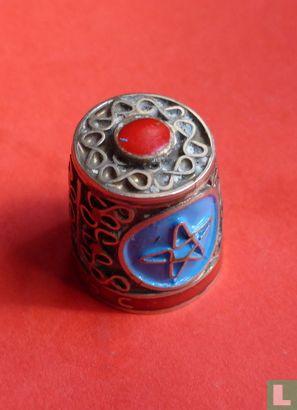 Blue Star Red design - Image 1