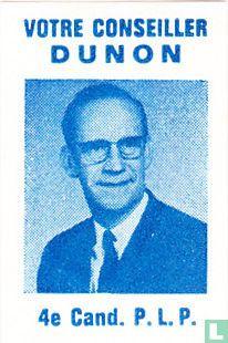Votre conseiller Dunon