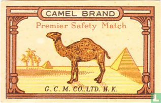 Camel brand - G.C.M. CO
