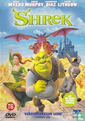 DVD - Shrek