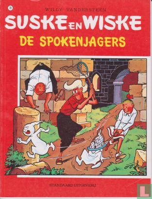 Willy and Wanda (Spike and Suzy, Bob & Bobette, Luke a...) - De spokenjagers