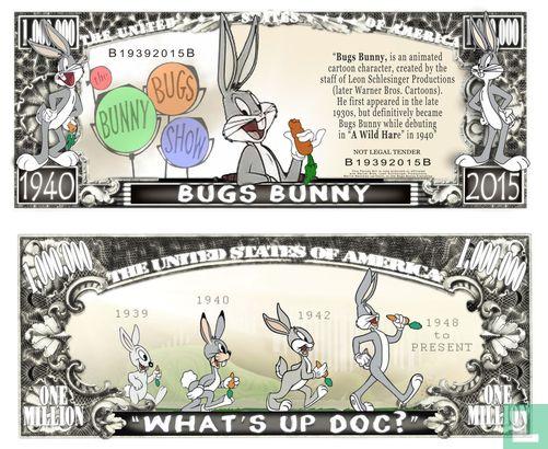 Curiosa en Funbiljetten (Funbiljetten en Curiosa) - Bugs Bunny  biljet