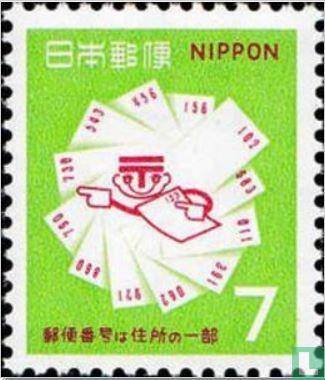Japan [JPN] - 1 jaar invoering postcodes