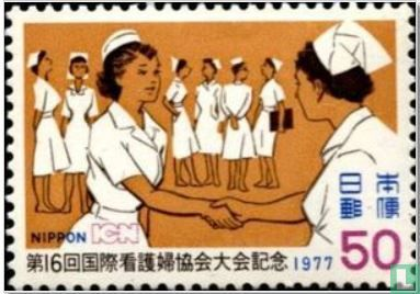 Japan [JPN] - Int. Nurses conference