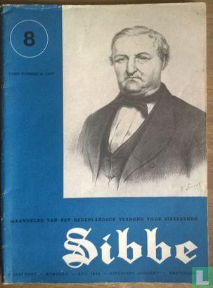 Maandblad van het Nederlandsche Verbond voor Sibbekunde 8 - Afbeelding 1