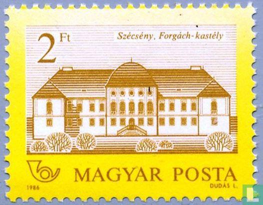 Ungarn - Szécsény
