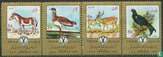 Iran (Perse) - Animaux