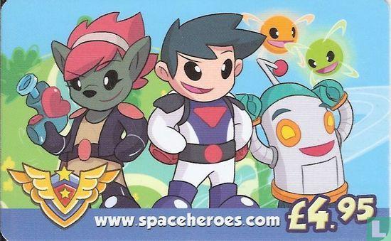 Spaceheroes - Bild 1