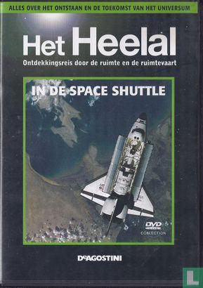 DVD - In de space shuttle