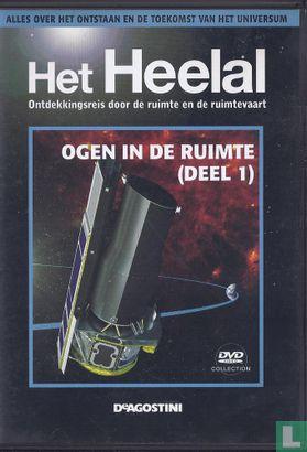 DVD - Ogen in de ruimte Deel 1