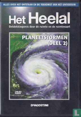 DVD - Planeetstormen Deel 2