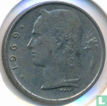 België - België 1 franc 1969 (FRA)