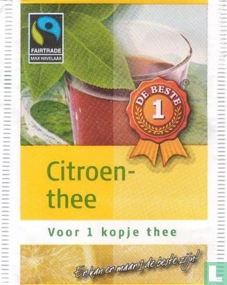 De Beste 1 - Citroen-thee