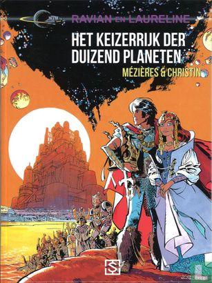 Valerian and Laureline - Het keizerrijk der duizend planeten
