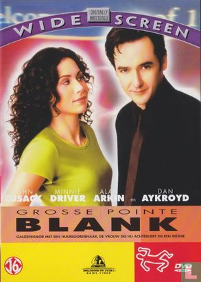 DVD - Grosse Pointe Blank