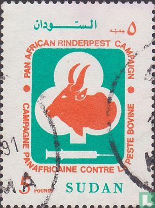 Sudan - Rinderpest