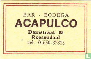 Bar - Bodega Acapulco