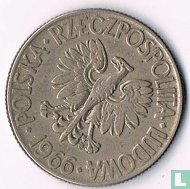 Polen 10 Zlotych 1966 - Bild 1