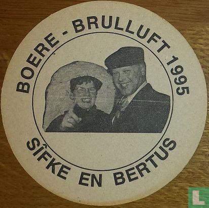 Netherlands (Holland) - Boere-Brulluft 1995