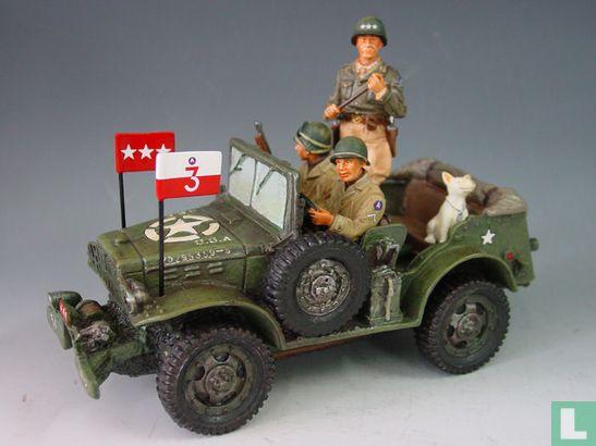 Patton Command Car Set