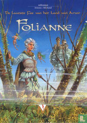 Laatste fee van het land van Arvor, De - Folianne